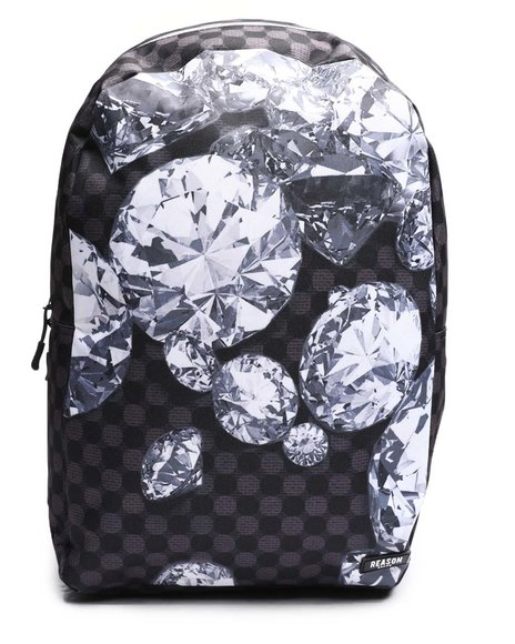 Reason - Diamond Backpack (Unisex)