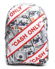 Reason - Cash Only Backpack (Unisex)-2669368