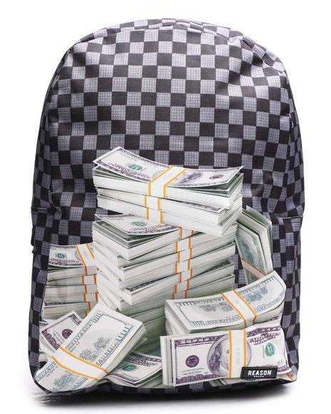 Reason - Money Backpack (Unisex)