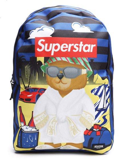 Reason - Superstar Backpack (Unisex)