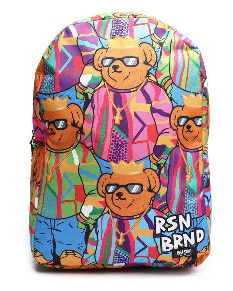 Reason - Bear King Backpack (Unisex)