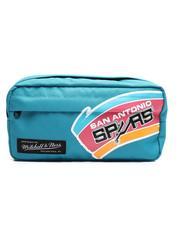 NBA MLB NFL Gear - San Antonio Spurs Fanny Pack (Unisex)-2672382