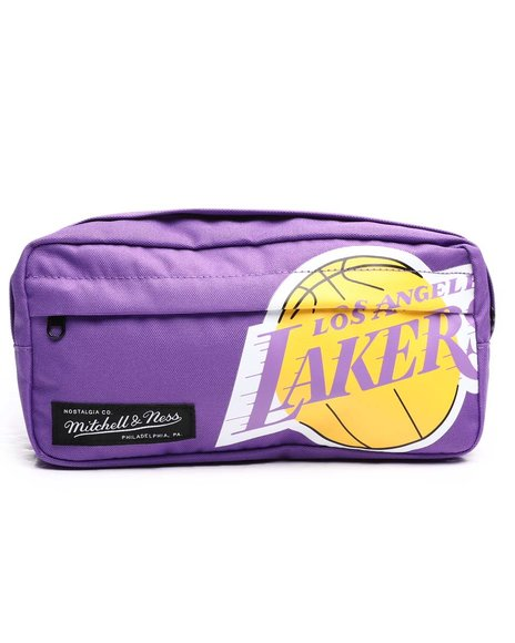 Mitchell & Ness - Los Angeles Lakers Fanny Pack (Unisex)