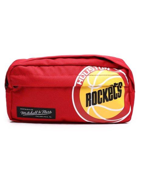 Mitchell & Ness - Houston Rockets Fanny Pack (Unisex)