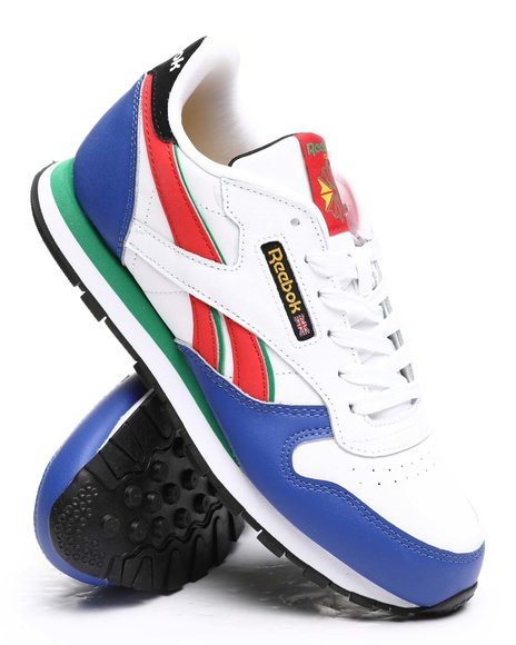 Reebok - Classic Leather Sneakers (4-7)