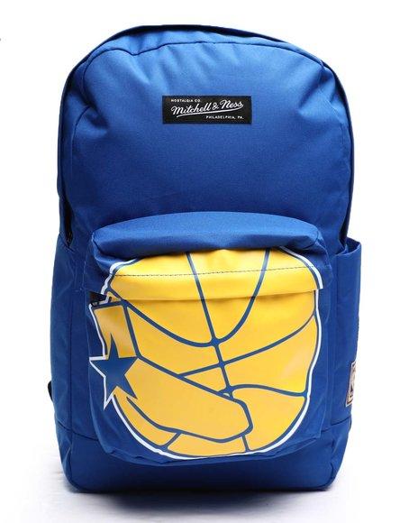 Mitchell & Ness - Golden State Warriors Backpack (Unisex)