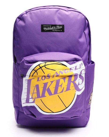 Mitchell & Ness - Los Angeles Lakers Backpack (Unisex)