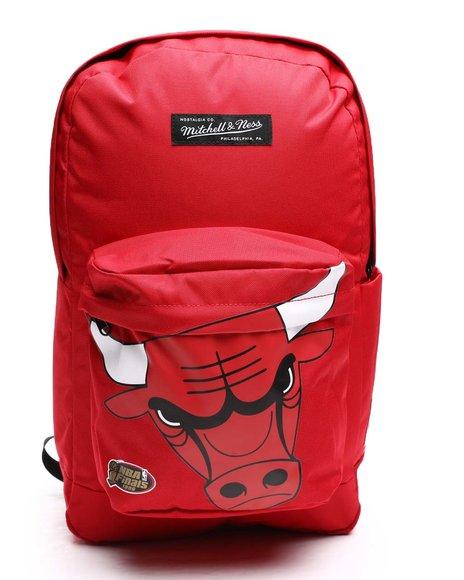 Mitchell & Ness - Chicago Bulls Backpack (Unisex)
