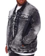 Buyers Picks - Washed Up Denim Jacket (B&T)-2673104