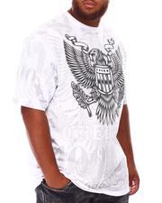 Short-Sleeve - Gold Eagle Gold Foil T-Shirt (B&T)-2673193