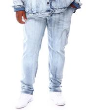 Jeans - Washed Up Denim Jeans (B&T)-2673222
