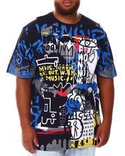 Short-Sleeve - Art Graphic T-Shirt (B&T)-2673915