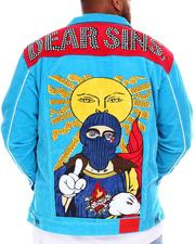 Frost Originals - Dear Sins Cord Jacket (B&T)-2671027