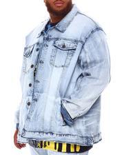 Buyers Picks - Washed Up Denim Jacket (B&T)-2673043