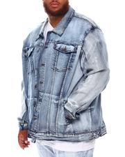 Buyers Picks - Washed Up Denim Jacket (B&T)-2673062