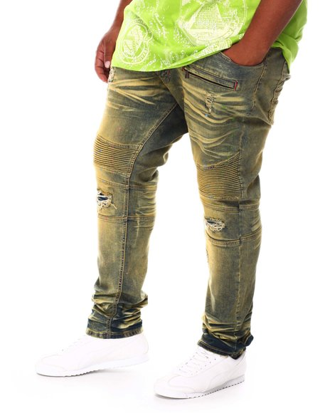 Makobi - Super Sauce Biker Jeans (B&T)