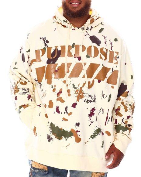 Buyers Picks - Purpose Paint Splatter Hoodie (B&T)