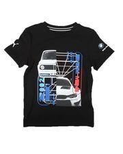 Puma - BMW MMS Kids Car Graphic Tee (8-18)-2673118