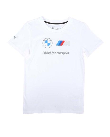 Puma - BMW MMS Kids ESS Logo Tee (8-18)