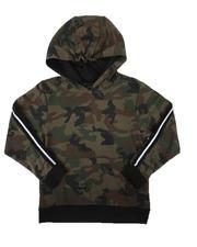 Arcade Styles - Tech Fleece Pullover Hoodie (8-20)-2672614