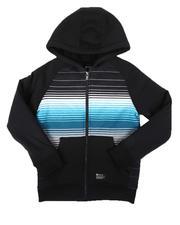 Matix - Ombre Stripe Full Zip Hoodie (8-20)-2673265