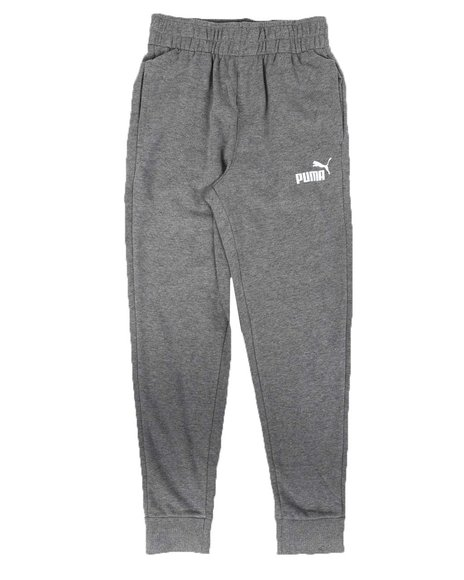 Puma - Core Pack Ctn French Terry Jogger Pants (8-20)