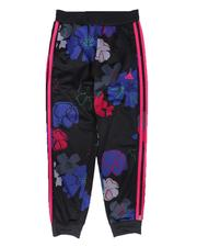 Girls - AOP Tricot Joggers (7-16)-2674657