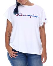 Women - Plus Classic Graphic Tee-2668271