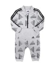 Adidas - Printed Tracksuit Coveralls (3-24Mo)-2674696