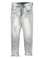 Arcade Styles - Rip & Repair Jeans (8-20)-2673282