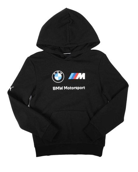 Puma - BMW MMS Kids ESS Logo Hoodie (8-18)