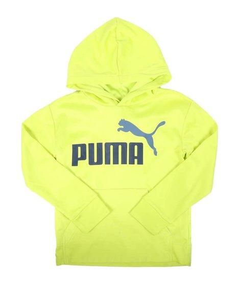 Puma - Poly Fleece Pullover Hoodie (8-20)