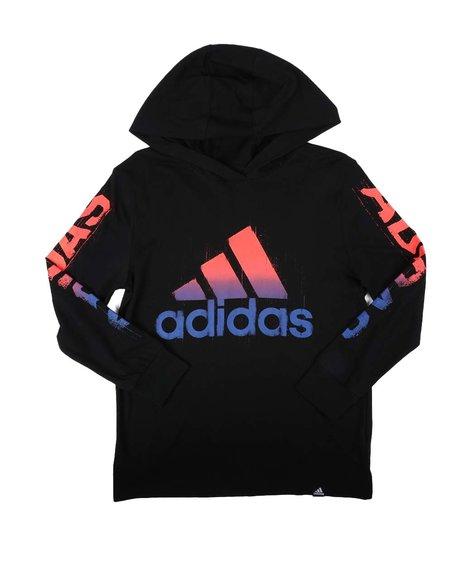 Adidas - ADi Wrap Hooded Tee  (8-20)