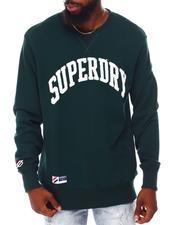 Superdry - VARSITY ARCH CREW-2674291