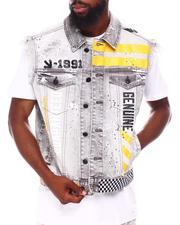 SMOKE RISE - Genuine Paint Vest-2675264