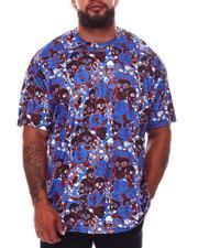 Buyers Picks - Rosey Skull Dye Sublimation Crew T-Shirt (B&T)-2675724