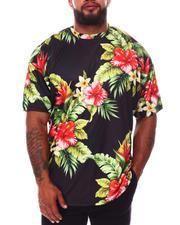 Buyers Picks - Tropical Dye Sublimation Crew T-Shirt (B&T)-2675740