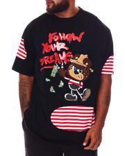Makobi - Follow Your Dream Bear T-Shirt (B&T)-2676191