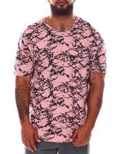 Brooklyn Cloth - All Over Marble Print T-Shirt (B&T)-2672974