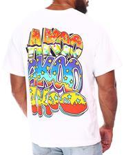 Big & Tall Faves - Star And Fire T-Shirt (B&T)-2674433
