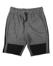 SASCO - Cut & Sew Textured Fleece Shorts (8-18)-2674922