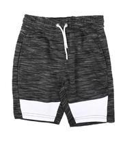 SASCO - Cut & Sew Textured Fleece Shorts (8-18)-2674927