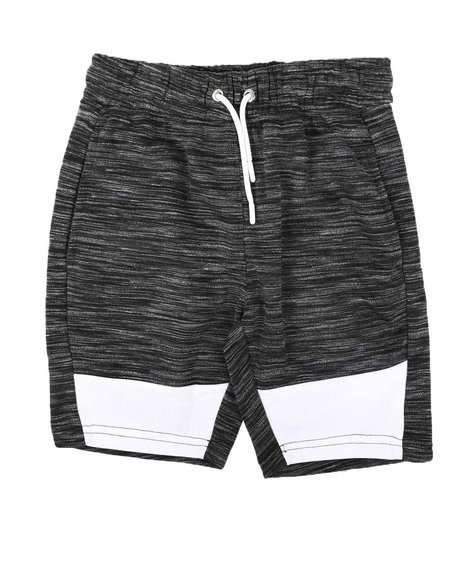 SASCO - Cut & Sew Textured Fleece Shorts (8-18)