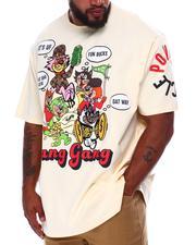 Big & Tall - Gang Gang T-Shirt (B&T)-2675840