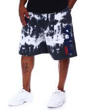 Big & Tall - Tie Dye Shorts (B&T)-2672993