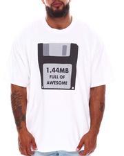 Buyers Picks - Floppy Disk Vintage T-Shirt (B&T)-2675677