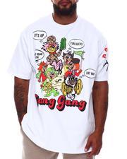 Big & Tall - Gang Gang T-Shirt (B&T)-2675865