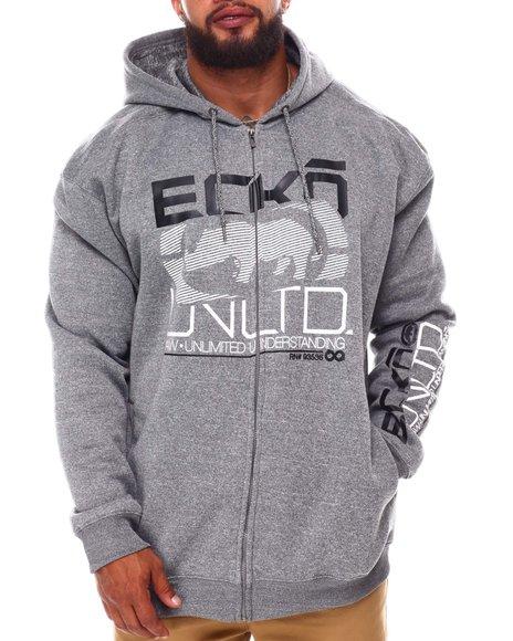 Ecko - Strike Through Hoodie (B&T)