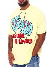 Big & Tall - No Risk No Reward T-Shirt (B&T)-2676220