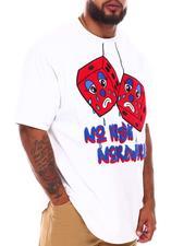 Big & Tall - No Risk No Reward T-Shirt (B&T)-2676225